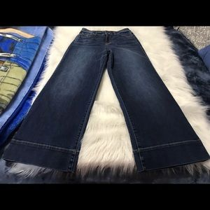 A.N.A Wide Leg High Waisted Jeans